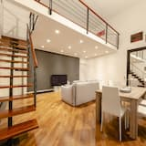 Appartement, 3 slaapkamers, 2 badkamers - Woonkamer