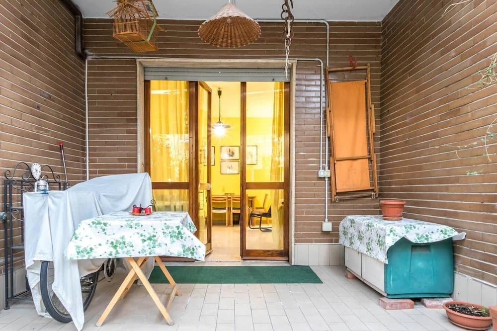 อพาร์ทเมนท์, 1 ห้องนอน, ระเบียง - ลานระเบียง/นอกชาน