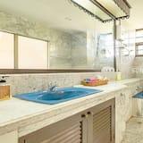 舒適別墅 - 浴室