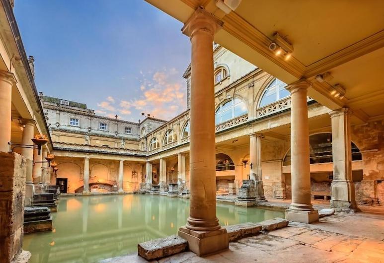 The King's Retreat, Bath, Loftmynd
