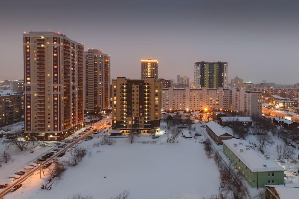 Trojlôžková izba typu Business - Výhľad na mesto