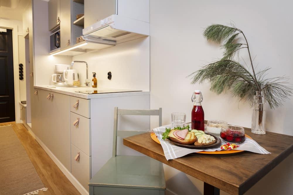 高級雙人房 - 客房餐飲服務