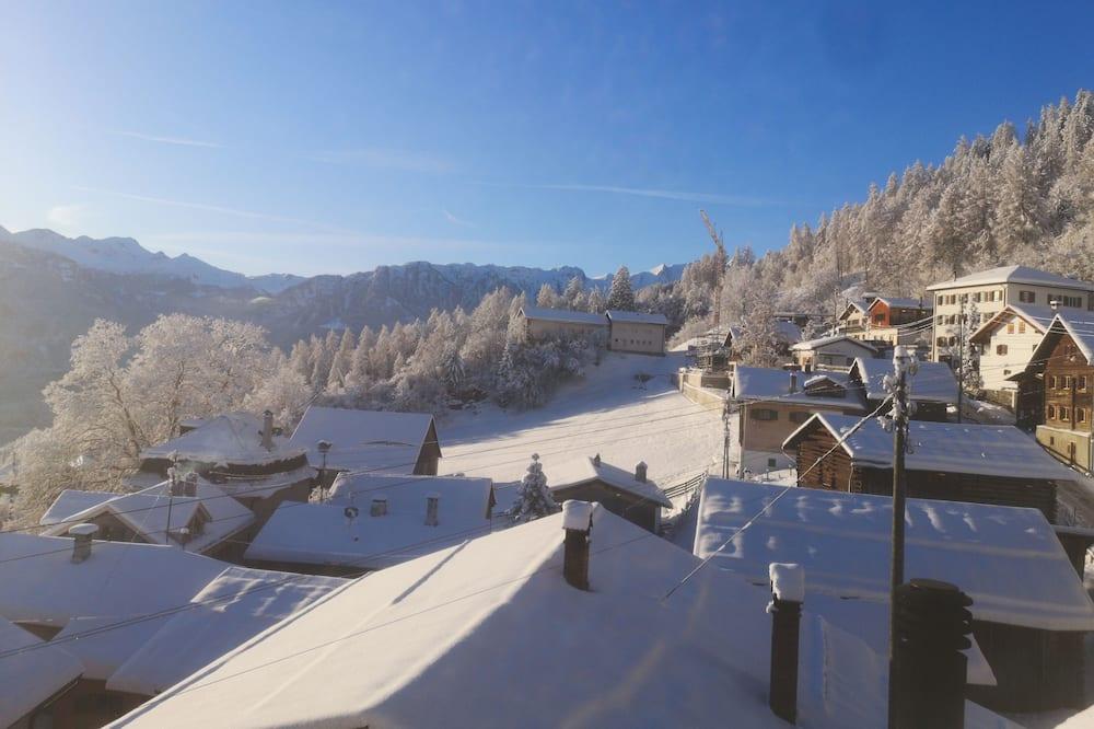 Dvojlôžková izba typu Basic (Doppelzimmer 7) - Výhľad na hory