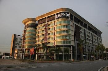 Hình ảnh Bangi Perdana Hotel tại Bandar Baru Bangi