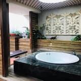 Dvivietis kambarys su pagrindiniais patogumais - Gili vonia
