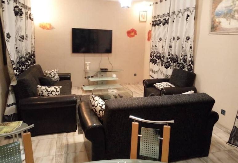 Home inn apartment, Lome, Kamer