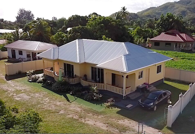 My Ozi Perl Self Catering Guest House, Praslin Island, Front of property