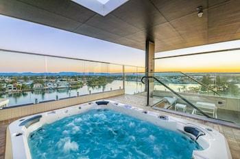 A(z) Peninsular GoldCoast hotel fényképe itt: Gold Coast
