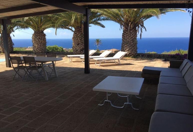 Residenza Khaddiuggia, Pantelleria, Solárium