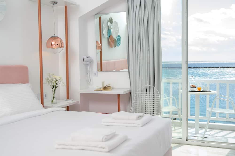 Deluxe dubbelrum - balkong - havsutsikt - Bild