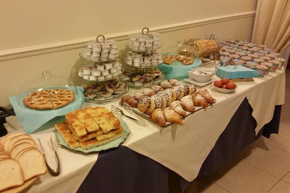 Raňajkový bufet
