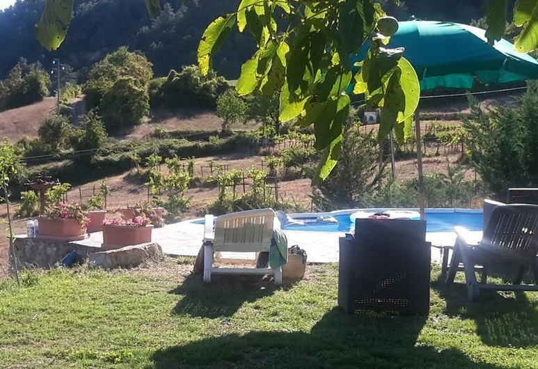 B&B Elisir, Scarperia e San Piero, Garden