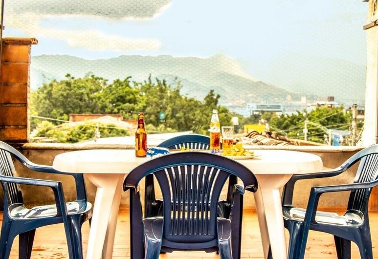 Hotel Casa 10 Medellin, Μεντεγίν, Γεύματα σε εξωτερικό χώρο