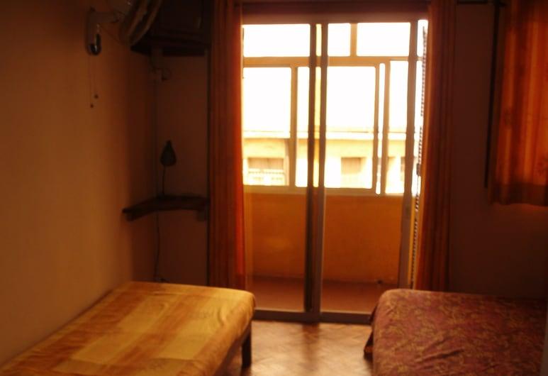 hotel saint pierre, อันตานานาริโว, ห้องคอมฟอร์ทสำหรับสี่ท่าน, ห้องพัก