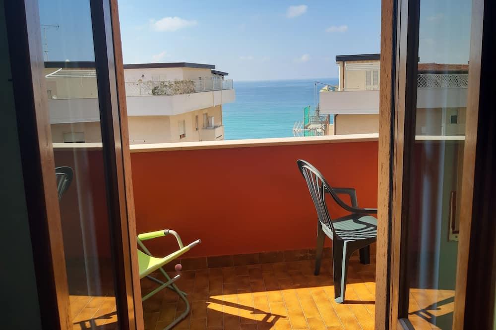 基本公寓, 1 間臥室 (Gaia) - 陽台