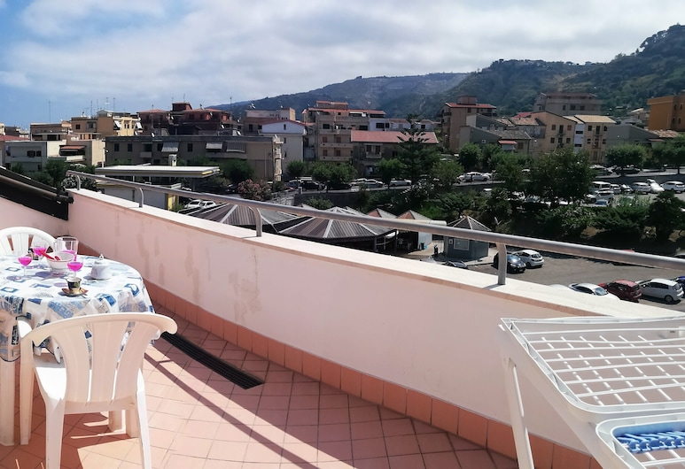Appartamento DEA, Tropea, Apartment, 2 Bedrooms, View from room