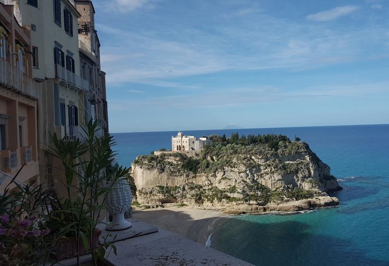 Sabbia, Tropea, Panoramic Apartment, 1 Bedroom, Terrace, Sea View, Beach/Ocean View