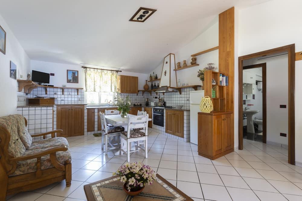 Villa, 2 habitaciones (Villa Aurelia) - Sala de estar