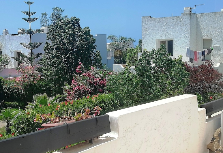 House With 3 Bedrooms in Skhirat, With Shared Pool, Enclosed Garden and Wifi, Skhirat, Μπαλκόνι