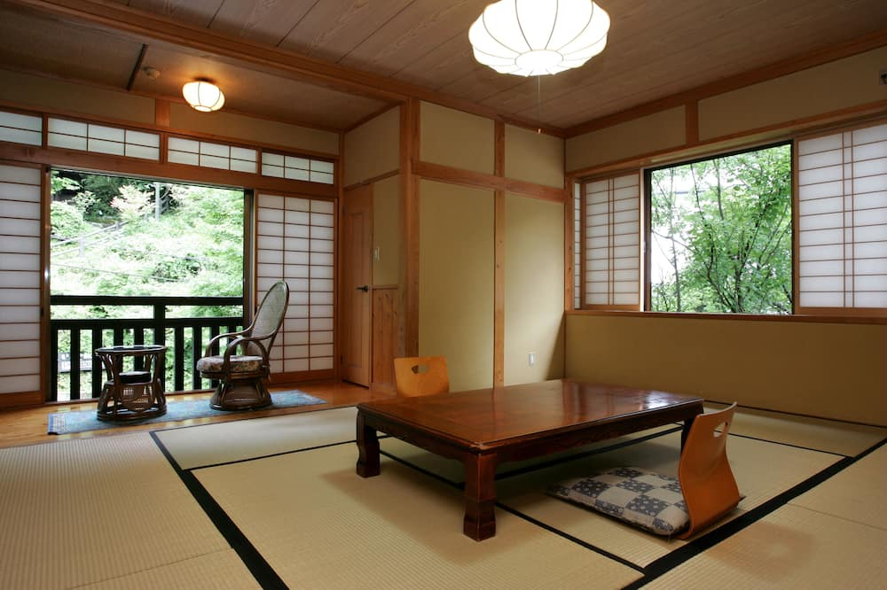 Tradicinio tipo kambarys (JPN Style, Room Selected at Check-In) - Svečių kambarys