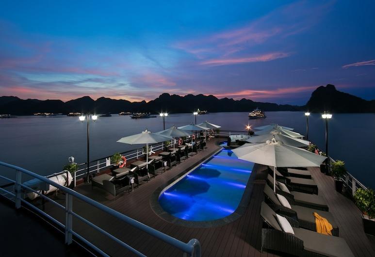 Madeline Cruises, Ha Longas, SPA vonia lauke