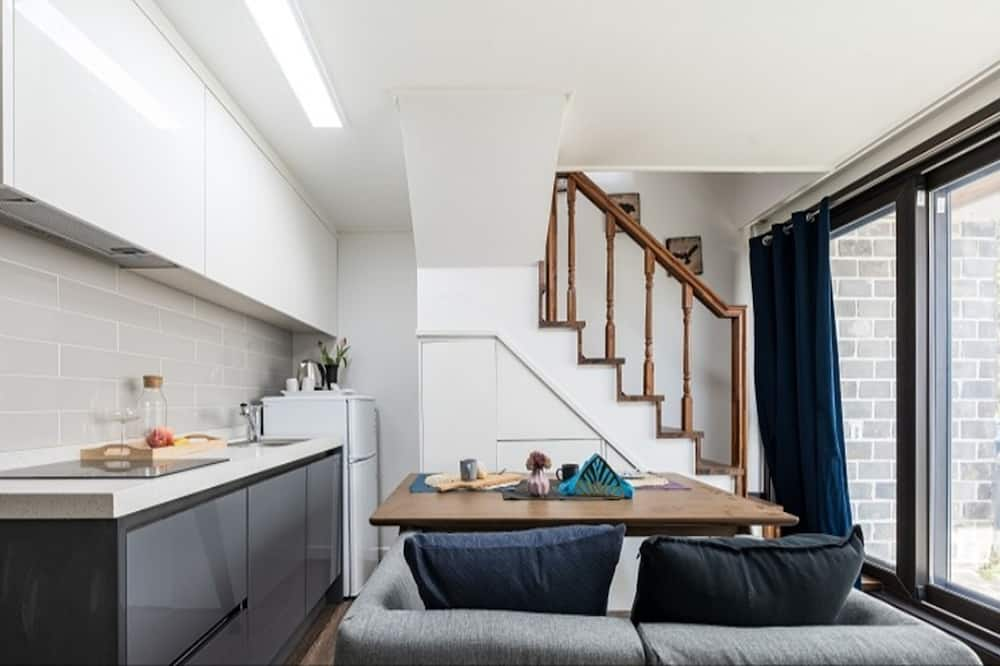 Appartement Duplex (203-1) - Coin cuisine privé