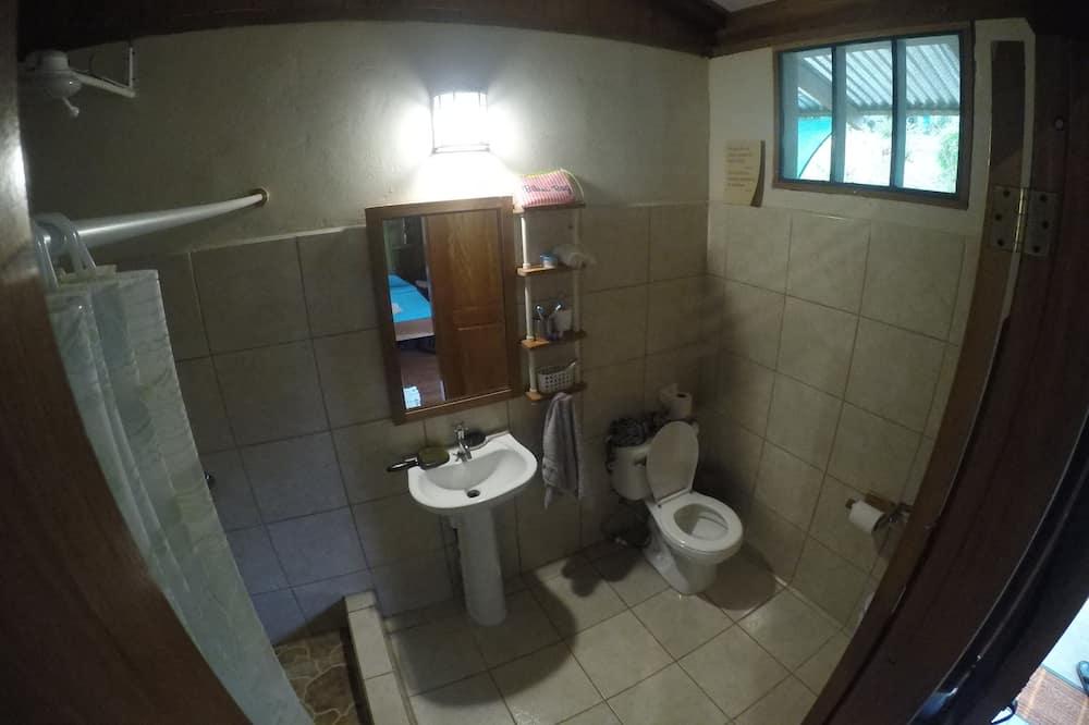 Design Cabin, 1 Katil Ratu (Queen) - Bilik mandi