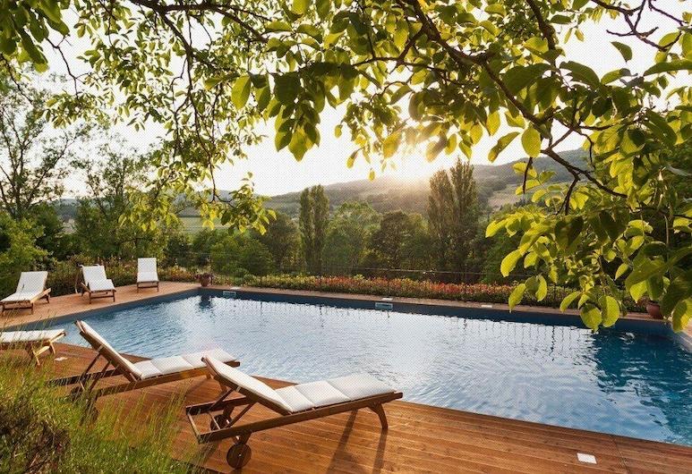 Agricola La Chiusa, 翁贝蒂德, 室外游泳池