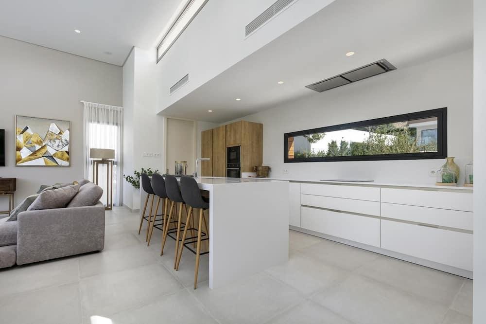 Villa, 3 slaapkamers, niet-roken, uitzicht op zwembad - Privézwembad