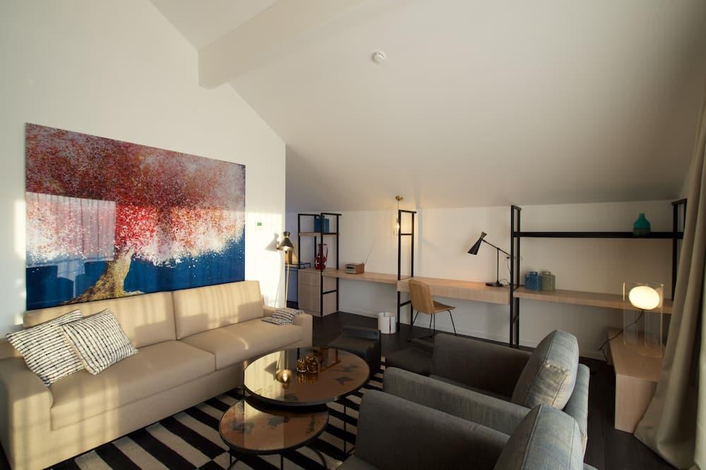 Lyxrum - Vardagsrum