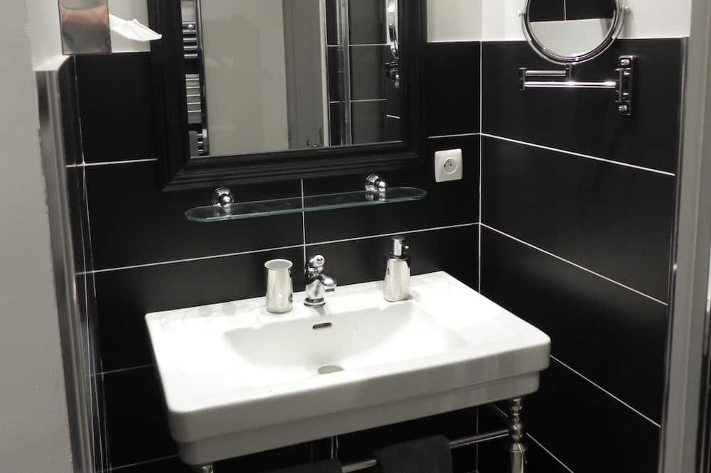 Dvojlôžková izba (Erable) - Kúpeľňa