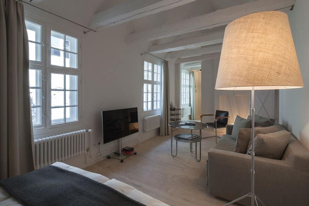 Doppia Premium - Area soggiorno