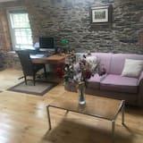 Традиционный коттедж, 2 спальни - Зона гостиной