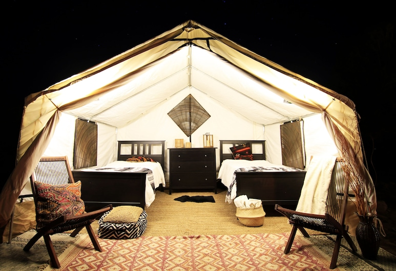 Out of Africa Safari Glamping Village, 坎普維德, 奢華帳棚, 客房