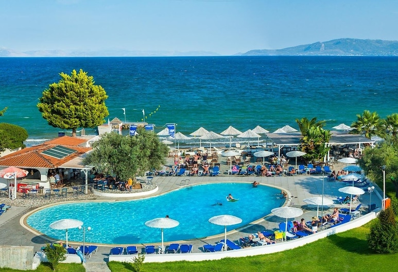 Grand Bleu Beach Resort, Eretria, Outdoor Pool