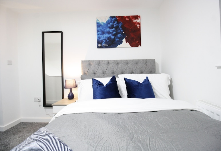 Willow Serviced Apartments - Northcote Street, Cardiff, Economy-Apartment, Zimmer
