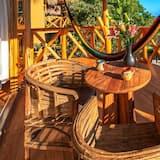 Habitación romántica - Terraza o patio