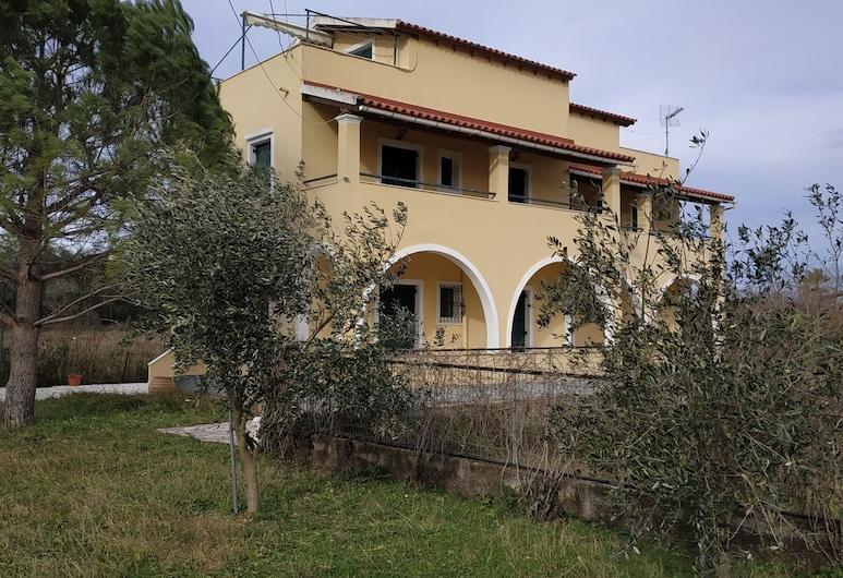 Nektar Apartments, Κέρκυρα, Πρόσοψη καταλύματος