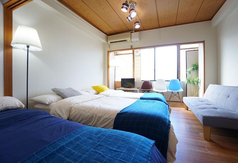 Terry's Apartment Namba South II H06P, 大阪, 公寓, 客房
