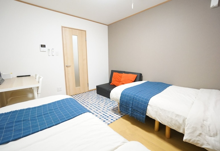 Terry's Apartment Namba South V C02E, 大阪, 公寓, 客房