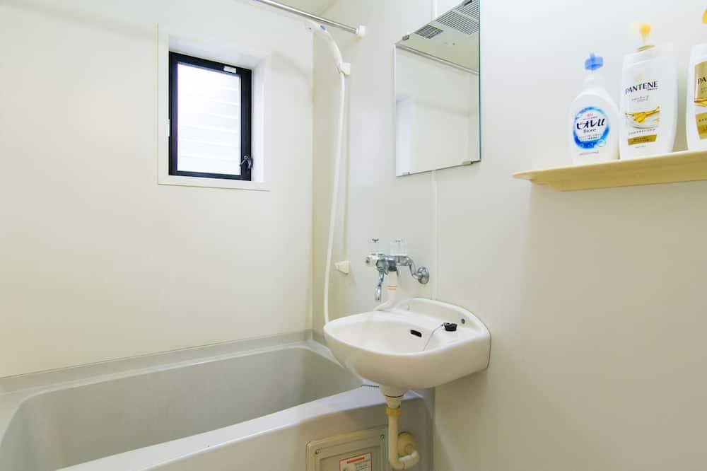 Dzīvokļnumurs (2B) - Vannasistaba