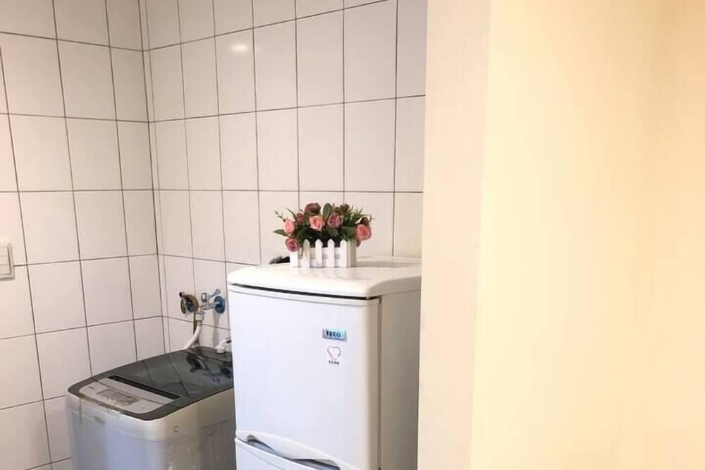 Dubbelrum - Tvätt