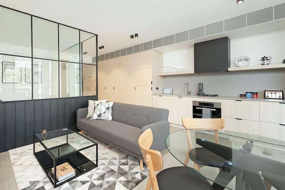 Appartement - Woonruimte