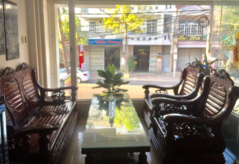 OYO 961 Khanh Phuong Hotel, Nha Trang, Recepcija