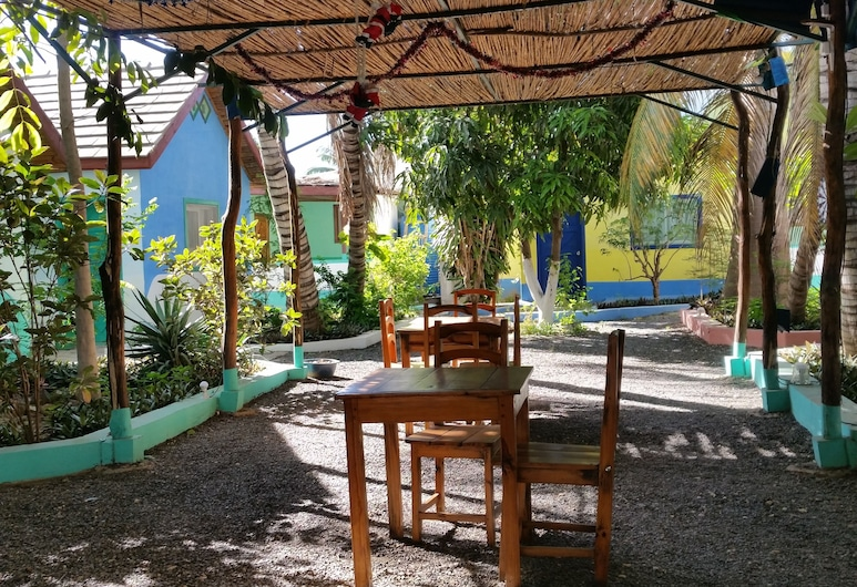 Longo Hotel Arcobaleno, Toliara, Terraza o patio