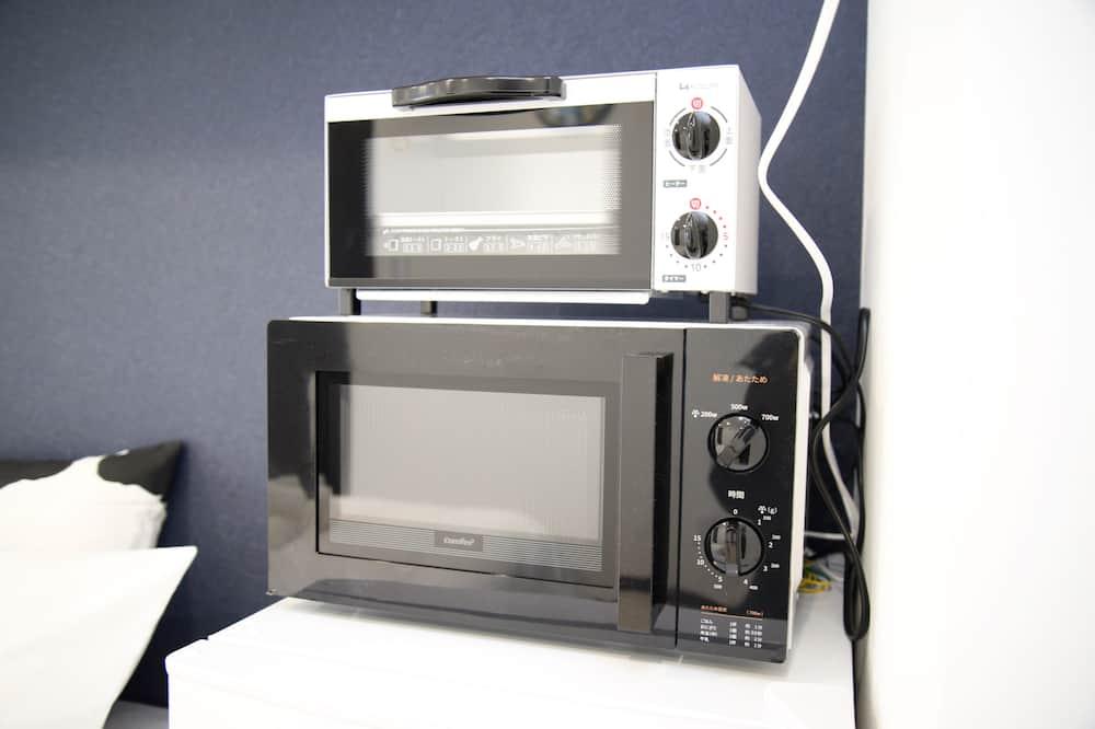Basic Double Room, Non Smoking, Balcony - Microwave