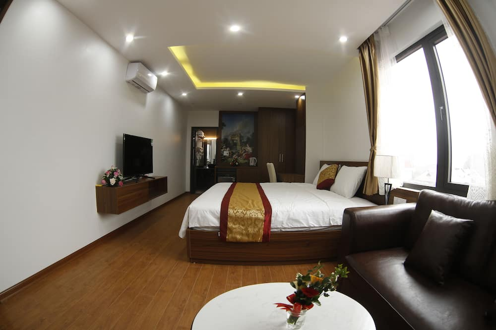 King VIP - Guest Room