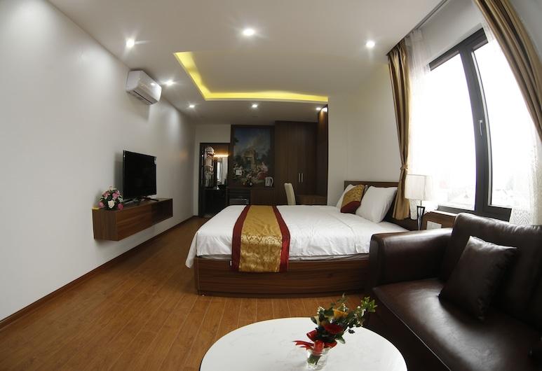 Bao Ngoc Diamond Hotel, Cao Bang, King VIP, Guest Room