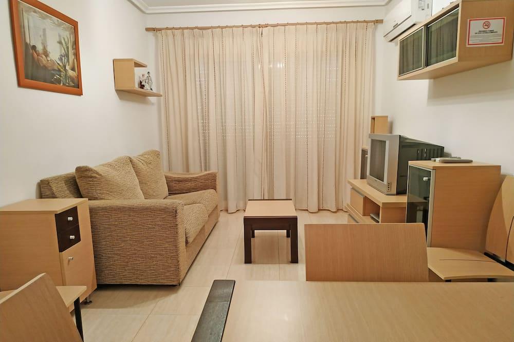 Appartement, 3 chambres (Playa Coral 6/8) - Salle de séjour