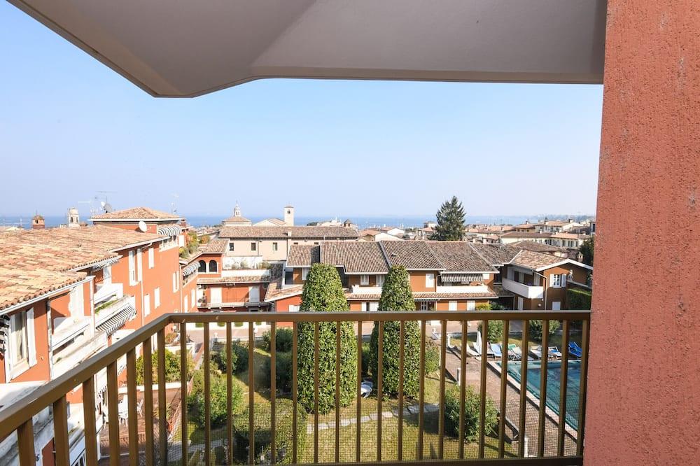 Appartement, 2 chambres, terrasse, vue montagne - Balcon